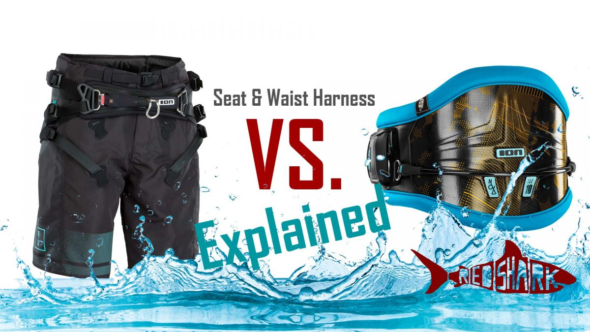 Seat Vs. Waist Harnesses Explained